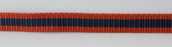 Mustergurtband stripes