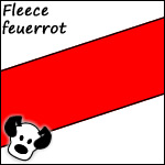 Fleece feuerrot