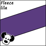 Fleece lila