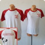 offizielles Team Austria Fan T-Shirt male